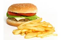 Nei quartieri pieni di fast-food ci sono più casi di ictus