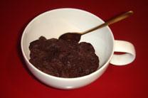 Un muffin pronto in 3 minuti!