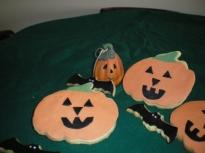 Biscotti alla Vaniglia e Burro per Halloween